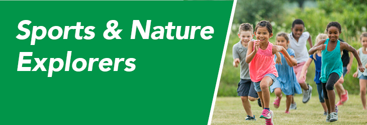 Sports and Nature Explorers - thprd Summer 2020