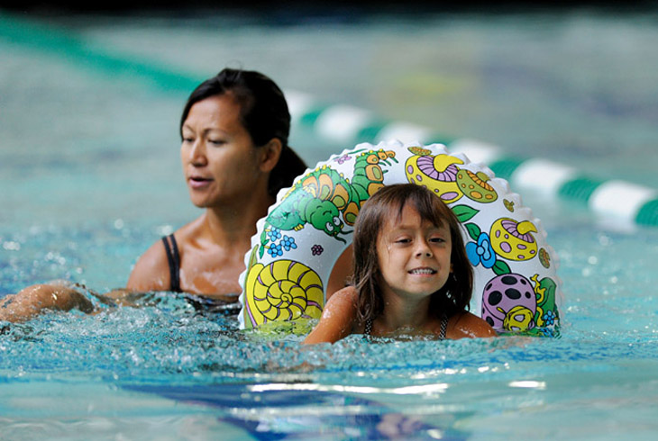 Women only swim thprd Female only swimming pool melbourne
