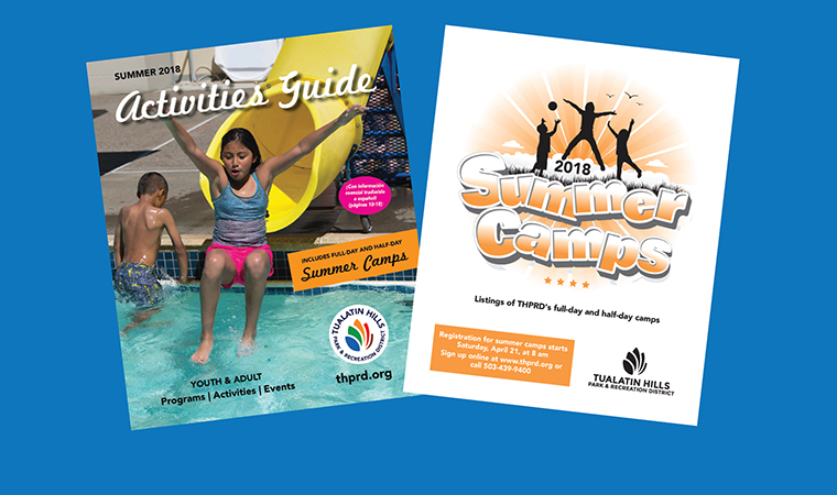 Plan For Summer Now! - Check our online activites guide