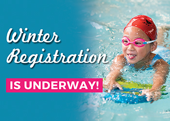Register for classes today! Winter term sign-up available now.